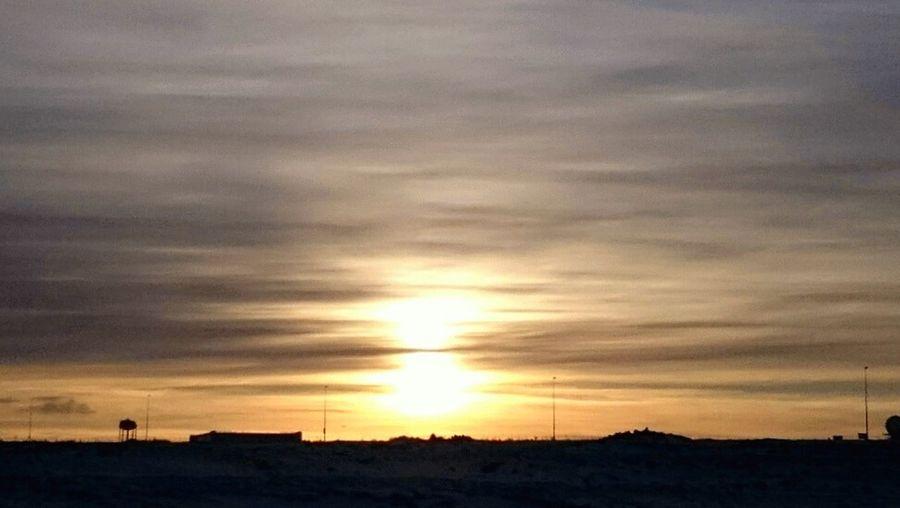 Reykjanesbrautin Iceland_collection Sunset