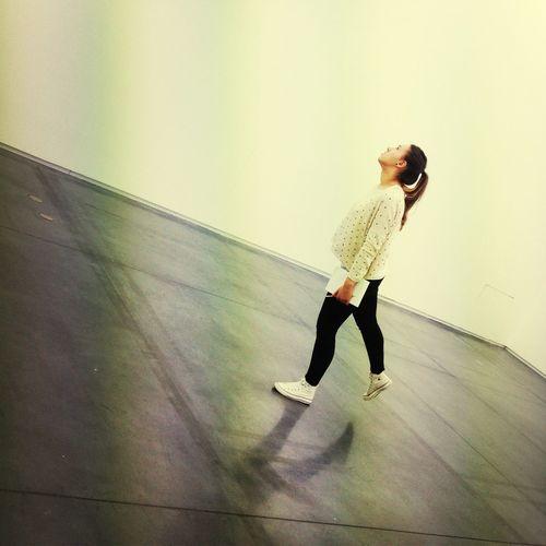 Art Paris Girl Dancing