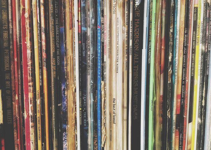 LPs Vinyl