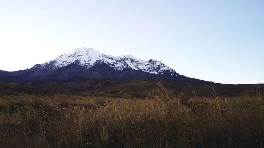 Chimborazo Volcan Chimborazo Ecuador♥