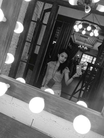 B&W Portrait This one was epic. Haha! It's my best friend's pre-nup pictorial and yet I'm taking a selfie shot. Look, he caught me on the spot (portraying like a ghost lover) hahahaha! 😁😅😏 Epicselfie Caughtoncam Mirrorselfie Truereflection