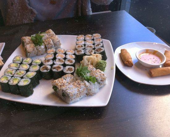 Food Sushi Foodporn Yummy
