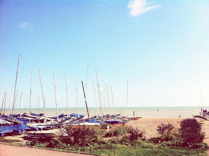 Missing summer. Summer Summertime Boats Sunny