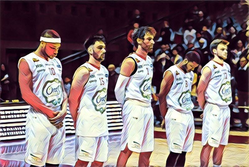 Basketball Basketball ❤ Playoff Ravenna Italy Orasi