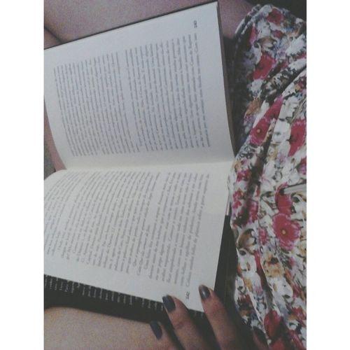 Dó de terminar o livro; só eu?