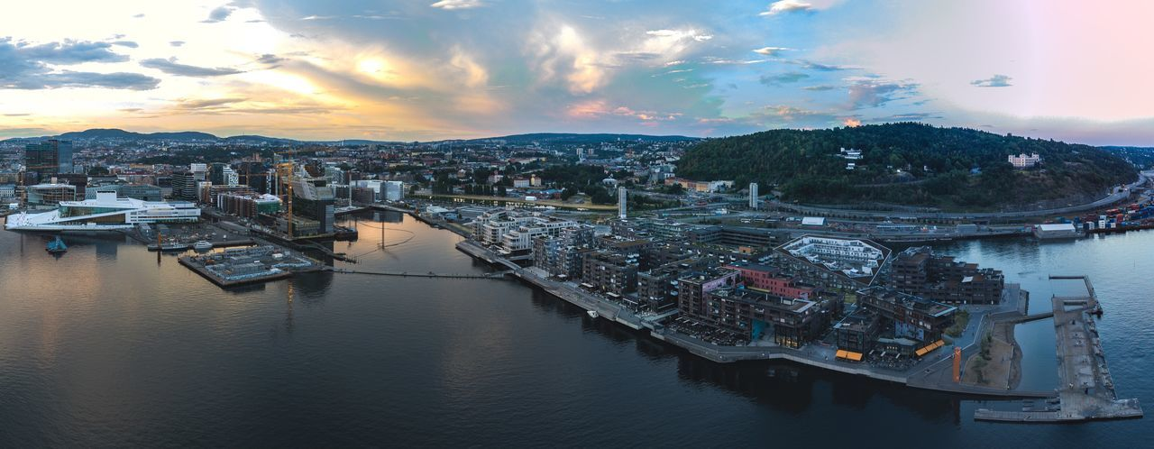 Oslo, Barcode, Sørengkaia Ekebergrestauranten Oslo Panorama Dronephotography Urban Sunset Sunset Sørenga Sørengkaia Oslo Opera House Barcode Dji EyeEm Selects Building Exterior Architecture Sky Built Structure Water Cloud - Sky Sunset Nature City Cityscape Building High Angle View Waterfront Harbor Oslo Panorama Dronephotography Urban Sunset Sunset Sørenga Sørengkaia Oslo Opera House Barcode Dji EyeEm Selects Building Exterior Architecture Sky Built Structure Water Cloud - Sky Sunset Nature City Cityscape Building High Angle View Waterfront Harbor