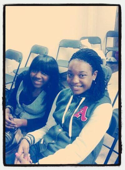Me And My Sissy! #besties
