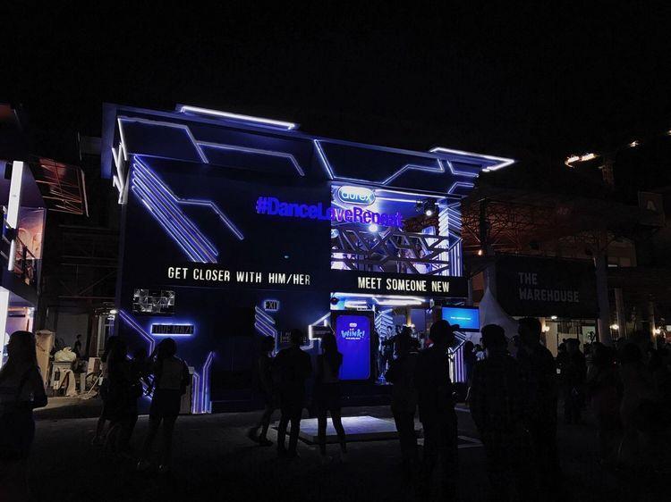 Durex's Booth 😁 Djakarta Warehouse Project By ITag DanceMusicFestival By ITag Djakarta Warehouse Project 2016 By ITag DanceMusicFestival16