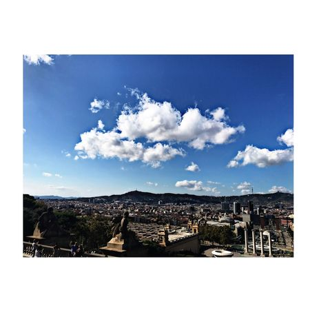 Architecture Built Structure Building Exterior Sky Cloud - Sky Day House Blue Mountain Scenics Beauty In Nature Town Travel Destinations No People City Outdoors Cityscape Landscape Nature EyeEmNewHere