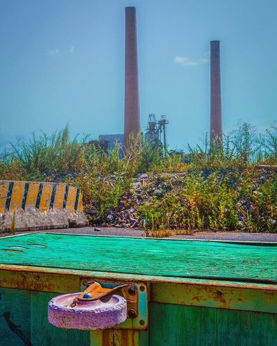 Abandoned Places Industrial Smog Abandoned & Derelict Abandoned_junkies Smokestack Mill Factory Abandoned Buildings