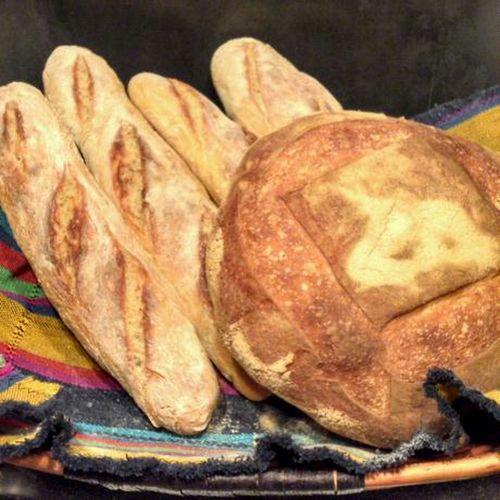Homemade Bread Baking Bread Homemade Sourdough Baguette Hogaza