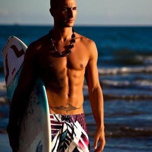 Isam Rosselli Beach Model Model Surf Beach Photography