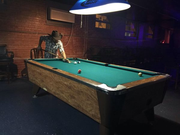 Corner Tavern Hanging Out Enjoying Life Shootin Pool Killintime Portrait Today's Hot Look Beer Time