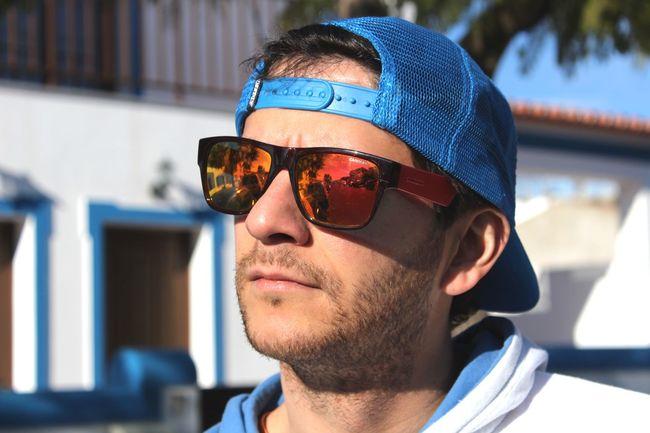 Portait EyeEmNewHere EyeEm Best Shots Eyemphotography Portait Of A Men Portait Young Adult Glasses Outdoors Human Face Day