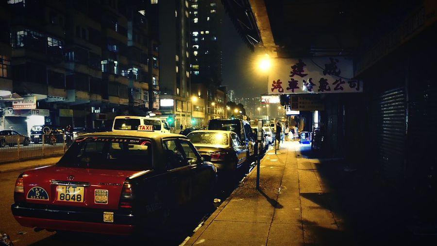 Midnight. Hong Kong Discoverhongkong To Kwa Wan Nightphotography Street Photography DMC_CM1 Leica Walking Around Street EyeEm Best Shots