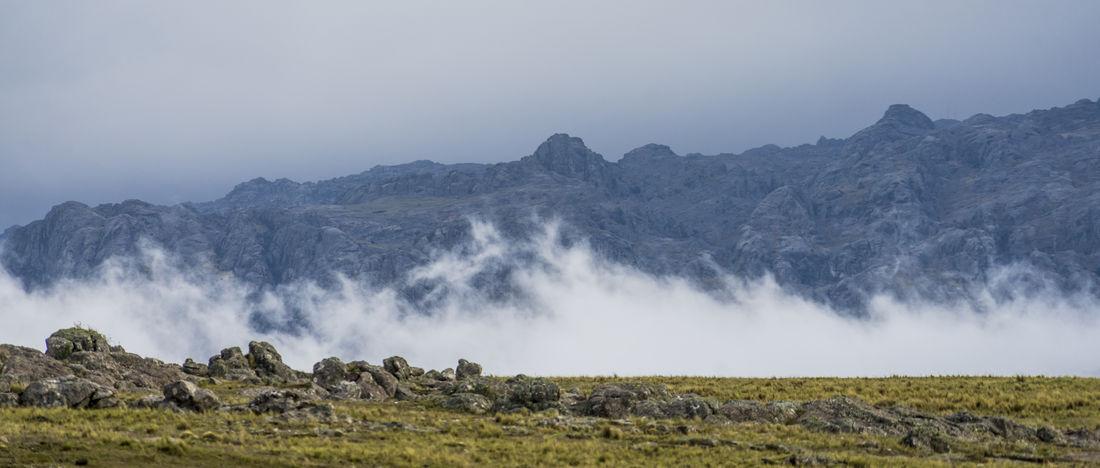 Clouds Cor Cordoba-argentina El Durazno Landscape Landscape #Nature #photography Los Gigantes Montana Mountain Nubes Bajas Paisaje