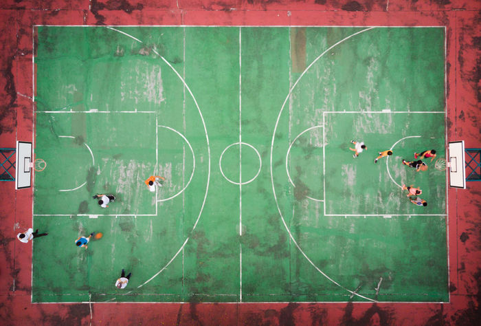 #basketball  #hongkong Blackboard  Board Competition Competitive Sport Cooperation Day Geometric Shape Green Color Leisure Activity No People Outdoors Playing Field Soccer Soccer Field Sport Team Sport Teamwork Wall - Building Feature EyeEmNewHere