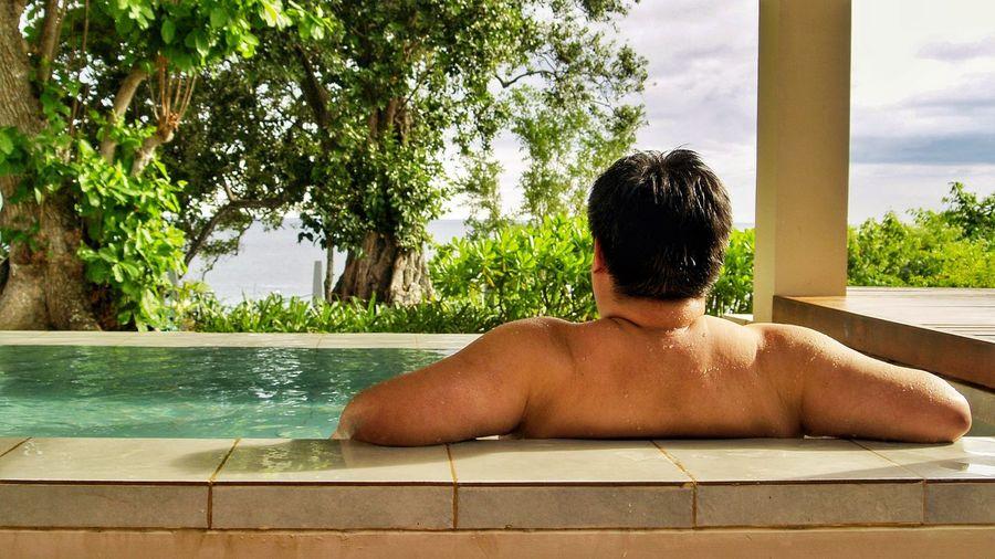 Resort Relaxing