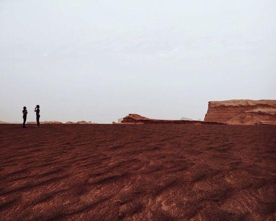 Desert Desert Dasht-e Lut Lost Girls Farawaypeople First Eyeem Photo