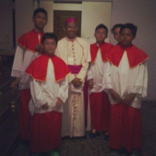 With Mgr.PaskalisSFA MGR Sukasari Bogor misabarengmgr
