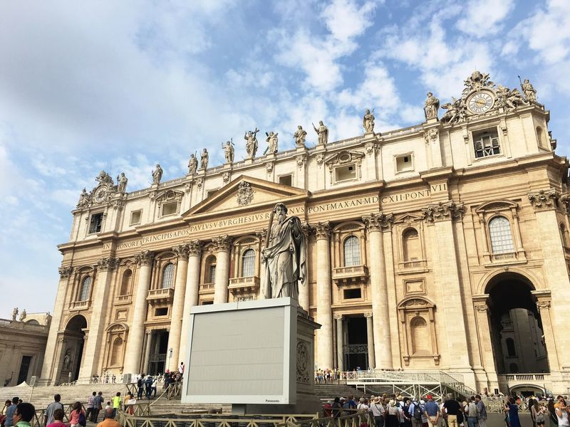 Basílica di San Pietro - Vatican/IT Vatican Basilica Di San Pietro In Vaticano Pope