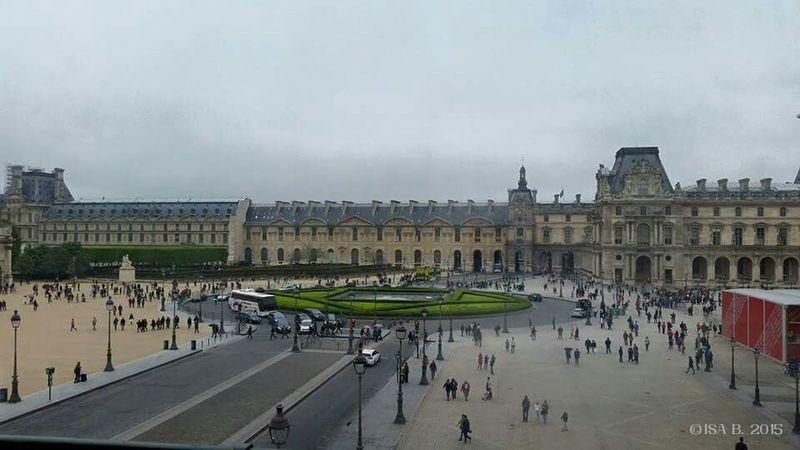 Paris Je T Aime Paris ❤ Musée Du Louvre Holiday Spring2015