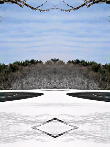 Winter WeAreJuxt Japan Shootermag Symmetry In Nature AMPt Community DroidEdit_FavoritePlaces