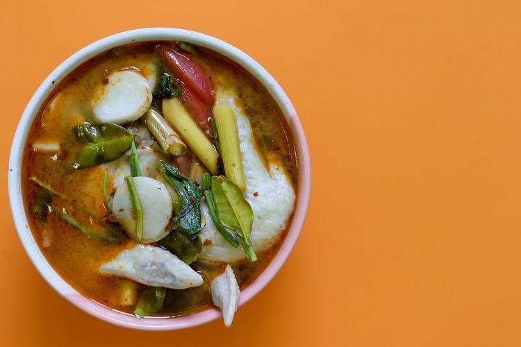 Thai Food Tom