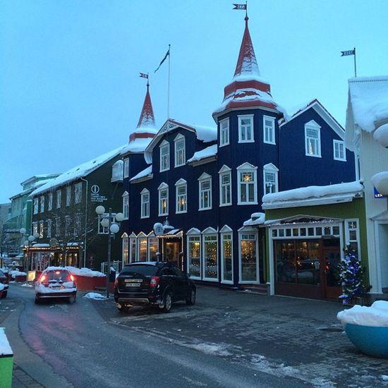 Akureyri. #iceland Iceland