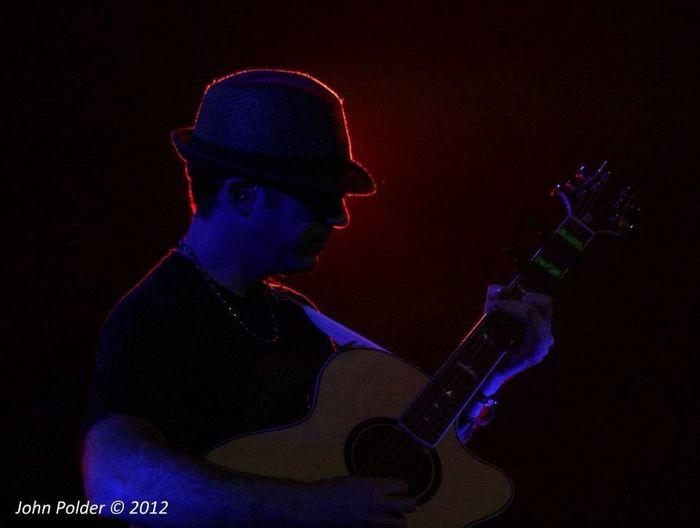 Dave Weiner (Steve Vai) - The Story Of Light Tour 2012 - Tilburg, Holland Daveweiner Guitarist Concert PRS