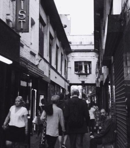 Walking Around Blackandwhite EyeEm LOST IN London