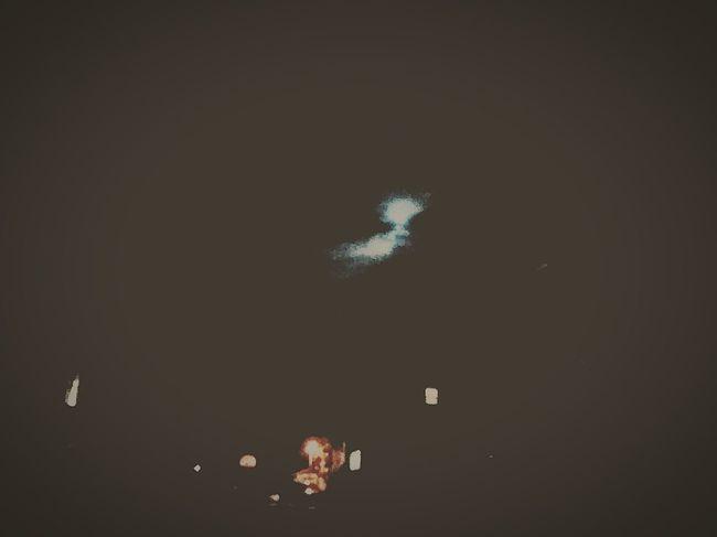 The night sky in Ohio