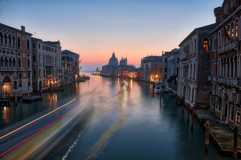 Venezia Venice, Italy Architecture Building Exterior Built Structure City Day Long Exposure Nature Nautical Vessel No People Outdoors Sky Sunset Transportation Travel Destinations Venice Water Waterfront HUAWEI Photo Award: After Dark