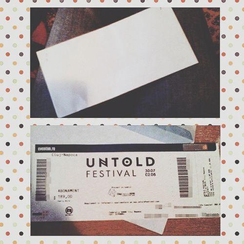 Untold Festival Cluj-Napoca Romania Summer ☀