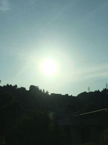 おはようございます😌☀️ 今日も仕事💦 みなさん 様々な楽しい週末を😃✨☀️✨ 朝 朝空 おはよう 太陽 太陽パワー 今空 空 Sky Sunrise Shizuoka-shi
