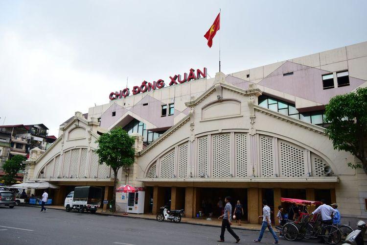 Travelling Helloworld Holidays Vietnam Travel Hanoi Travel Photography Walking Around Cityscapes Oldquarter Market Tadaa Community