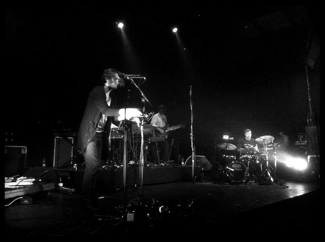 Apparat at Rockhal Apparat