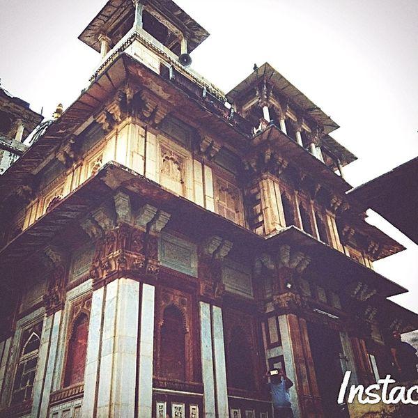 Oldmemories😊 Jaipur Temple