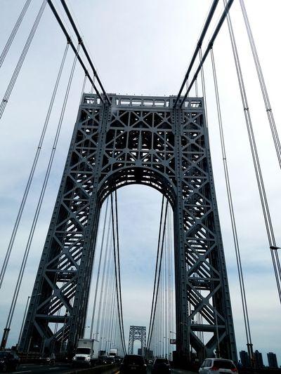 George Washington Bridge NYC First Eyeem Photo New At This