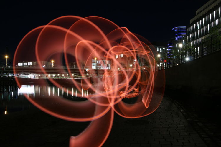 Night Spinning Wheel Berlin Berliner Ansichten Nightphotography Night Lights light and reflection Lightpainting Lightpaintingphotography Tadaa Community Open Edit Colors Of Life CreativePhotographer Abstract Photography From My Point Of View Light Up My Life Light City AMTPt_community Walking Around Taking Pictures My Fucking Berlin Capture Berlin Digital Composite Outdoors No People Reflection