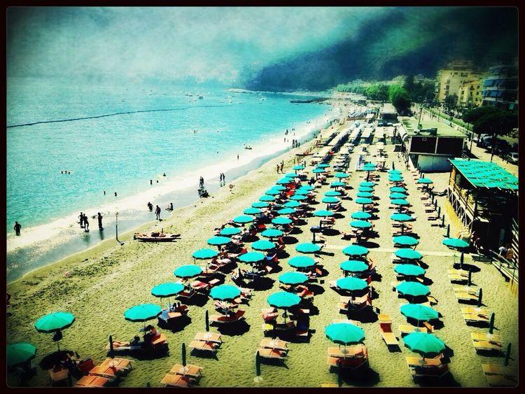 Amalfi Coast, Italy. Tilt Shift Generator 2 app, iPhone5 Taking Photos Travel Enjoying The Sun
