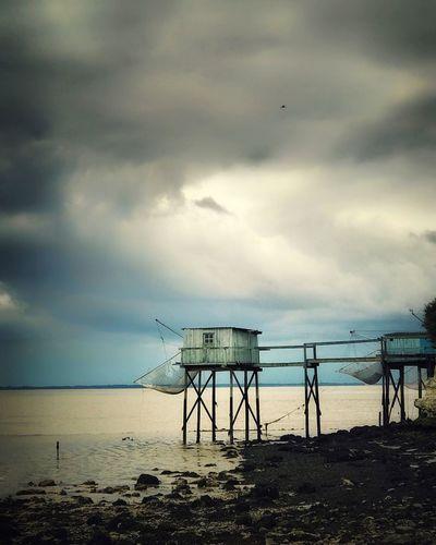 Sommergefühle Cloud - Sky Horizon Over Water