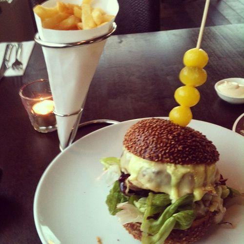 Mega burger Foodspotting