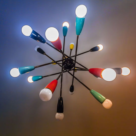 Lights Old-fashioned Arts Culture And Entertainment Bulps Ceiling Light  Close-up Day Design Hanging Illuminated Indoors  Interior Interior Design Lamp Lighting Equipment Low Angle View Multi Colored No People Object