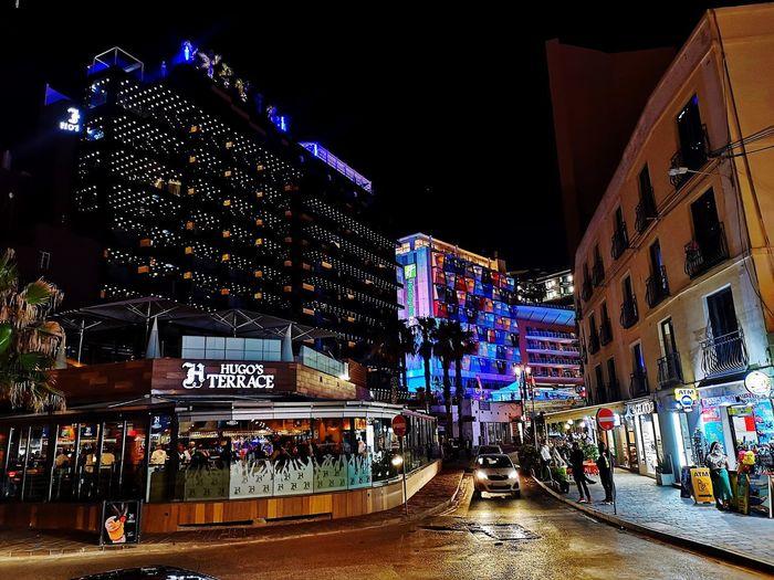 Nightlife City