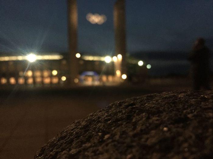 Olympiastadion Berlin Berlin Sport Nightphotography First Eyeem Photo