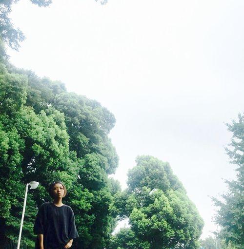 Green Green Green Green!  Green Nature Summer Last Summer Park People Blue Sky