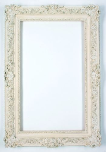 Black Picture Frame Antique Architecture Backgrounds Baroque Style Blank Classical Style Close-up Cut Out On White Cut Out With Shadow Day Decorative Art Design Elégance Frame French Gold Gold Colored Indoors  No People Old-fashioned Ornate Picture Frame Textured  Victorian Picture Frame