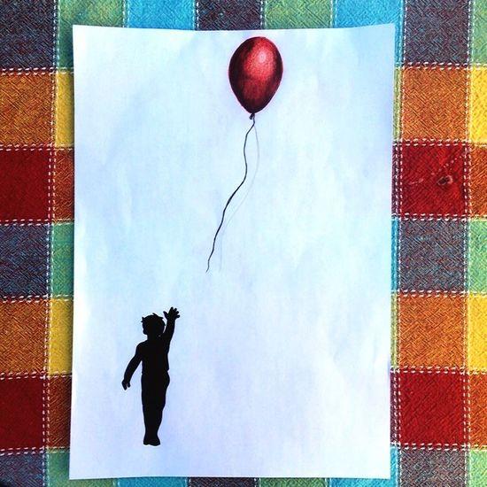 Girlswithtattoos Tattooed Tattoo Ink Tattoo ❤ Tieumdekotattoo Inked Balloon Flash Tattooflash