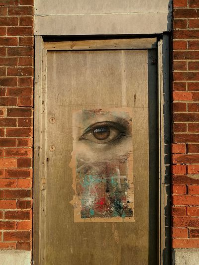 👁🌍🇬🇧Portrait Outdoors Close-up Day Human Body Part Human Eye Sunday Portsmouthphotographer Wintertime Cold Days Page Street Art Graffiti Is Art Portsmouth Southsea United Kingdom Adapted To The City EyeEmNewHere